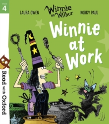 Read with Oxford: Stage 4: Winnie and Wilbur: Winnie at Work, Paperback / softback Book