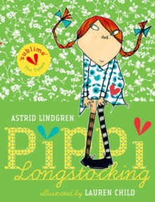 Pippi Longstocking Gift Edition, Paperback Book