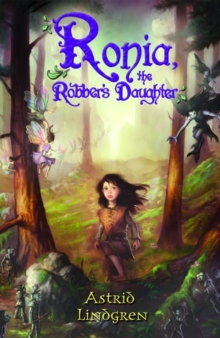 Ronia, the Robber's Daughter, Paperback Book