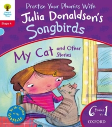 Oxford Reading Tree Songbirds: Level 4: My Cat and Other Stories, Paperback Book
