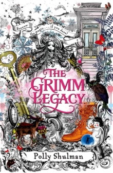 The Grimm Legacy, Paperback Book