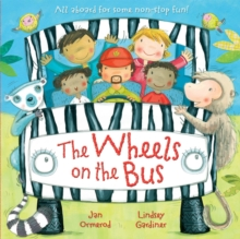 The Wheels On the Bus, Paperback Book