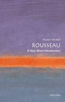 Rousseau: A Very Short Introduction, Paperback / softback Book