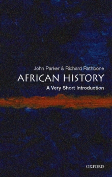 African History: A Very Short Introduction, Paperback Book