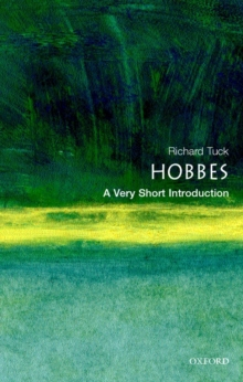 Hobbes: A Very Short Introduction, Paperback Book
