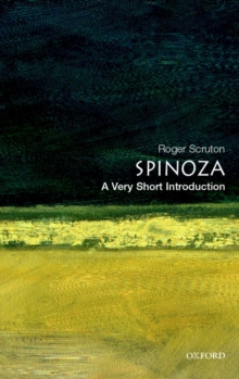 Spinoza: A Very Short Introduction, Paperback / softback Book