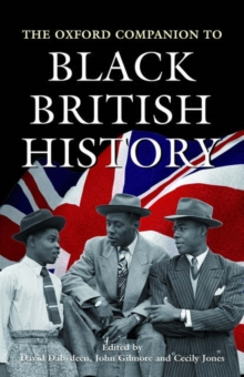 The Oxford Companion to Black British History, Hardback Book