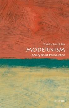 Modernism: A Very Short Introduction, Paperback / softback Book