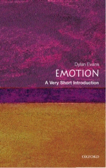 Emotion: A Very Short Introduction, Paperback Book