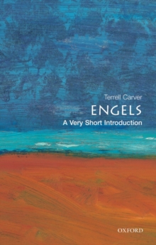 Engels: A Very Short Introduction, Paperback / softback Book