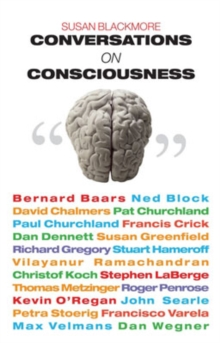 Conversations on Consciousness, Paperback / softback Book