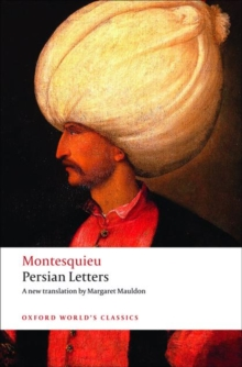 Persian Letters, Paperback / softback Book