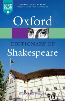 A Dictionary of Shakespeare, Paperback Book