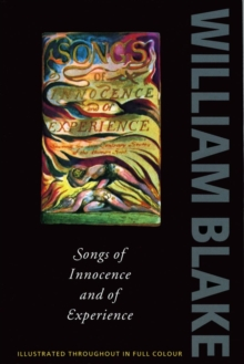 Songs of Innocence and of Experience, Paperback Book