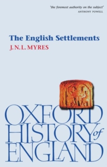 The English Settlements, Paperback Book