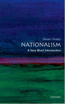 Nationalism: A Very Short Introduction, Paperback Book