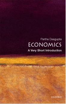 Economics: A Very Short Introduction, Paperback Book