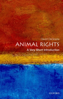 Animal Rights: A Very Short Introduction, Paperback / softback Book