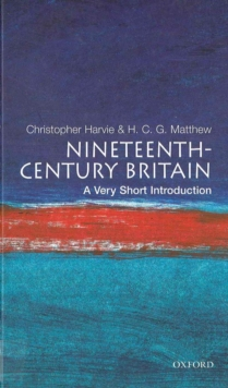 Nineteenth-Century Britain: A Very Short Introduction, Paperback Book