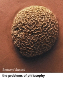 The Problems of Philosophy, Paperback Book