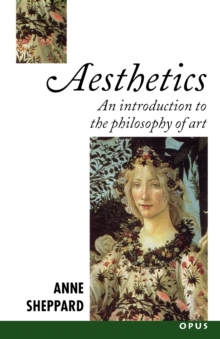 Aesthetics : An Introduction to the Philosophy of Art, Paperback / softback Book