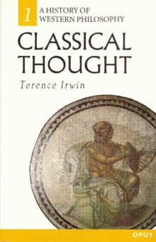 Classical Thought, Paperback Book