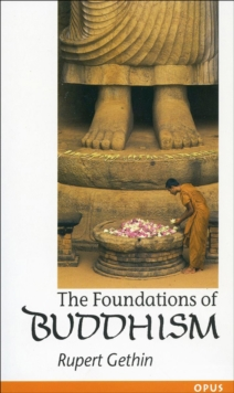 The Foundations of Buddhism, Paperback / softback Book
