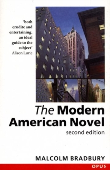 The Modern American Novel, Paperback Book