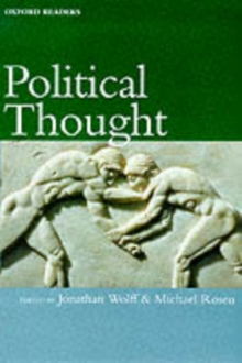 Political Thought, Paperback / softback Book
