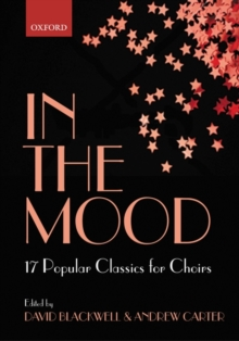 In the Mood : 17 Jazz Classics for Choirs, Sheet music Book
