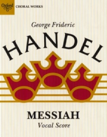 Messiah : Vocal Score, Sheet music Book