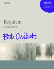Requiem, Sheet music Book