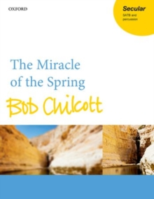The Miracle of the Spring, Sheet music Book