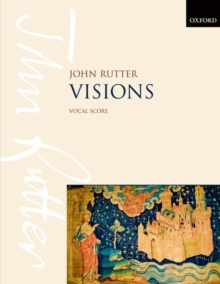 Visions, Sheet music Book