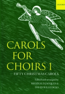 Carols for Choirs 1 : Vocal Score, Sheet music Book