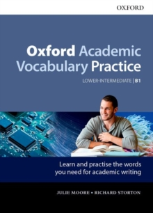 Oxford Academic Vocabulary Practice: Lower-Intermediate B1: with Key, Paperback / softback Book