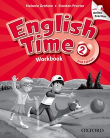 English Time: 2: Workbook with Online Practice, Mixed media product Book
