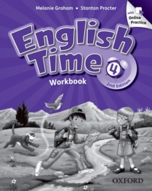 English Time: 4: Workbook with Online Practice, Mixed media product Book
