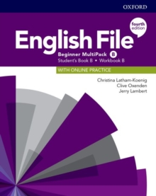 English File: Beginner: Student's Book/Workbook Multi-Pack B, Mixed media product Book