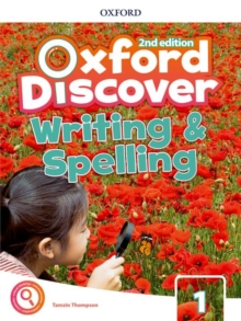 Oxford Discover: Level 1: Writing and Spelling Book, Paperback / softback Book