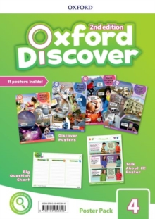 Oxford Discover: Level 4: Posters, Undefined Book