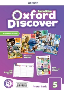 Oxford Discover: Level 5: Posters, Undefined Book