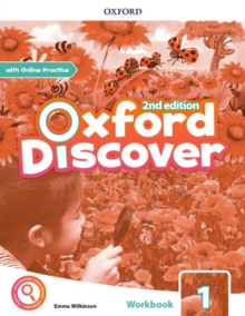 Oxford Discover: Level 1: Workbook with Online Practice, Paperback / softback Book
