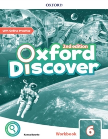 Oxford Discover: Level 6: Workbook with Online Practice, Paperback / softback Book