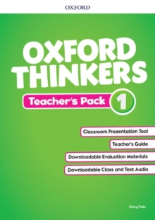 Oxford Thinkers: Level 1: Teacher's Pack, Mixed media product Book