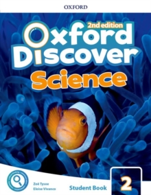 Oxford Discover Science: Level 2: Student Book with Online Practice, Mixed media product Book