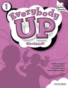 Everybody Up: 1: Workbook with Online Practice, Mixed media product Book