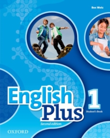 English Plus: Level 1: Student's Book, Paperback / softback Book