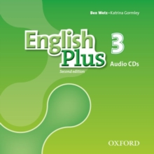 English Plus: Level 3: Class Audio CDs : The right mix for every lesson, CD-Audio Book