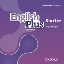 English Plus: Starter: Class Audio CDs : The right mix for every lesson, CD-Audio Book